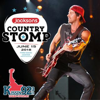 Kip Moore - 2018 Jacksons Country Stomp Announcement