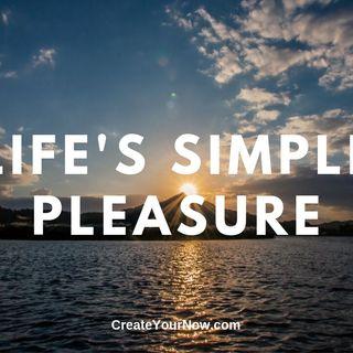 1730 Life's Simple Pleasure