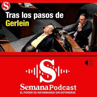 Y después de Gerlein, ¿quien es el senador con más años en el Senado?