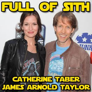 Special Release: The End of The Clone Wars with James Arnold Taylor and Cat Taber