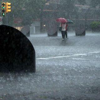 Lluvias en México por onda tropical número ocho