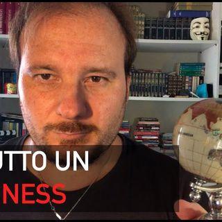 SCIOGLIMENTO DEI GHIACCIAI_ E' TUTTO UN BUSINESS!