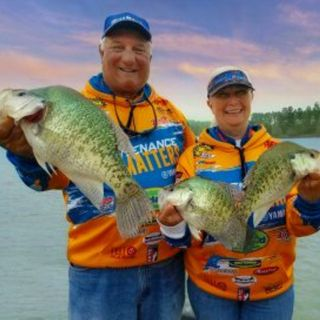 Catchin' Slabs with Crappie Dan! Crappie Fishing with Dan Dannenmueller