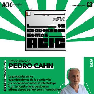 LCSA - Programa 24 - Entrevistado: Pedro Cahn
