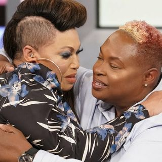 Tisha Campbell-Martin Meets A Long-lost Relative