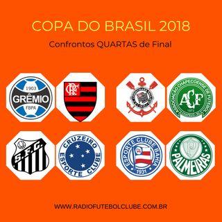Cruzeiro e Bahia avançam para as quartas de final da Copa do Brasil