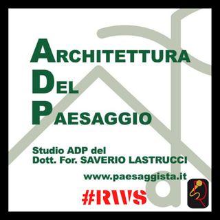 """INTERVISTA SAVERIO LASTRUCCI -  """"STUDIO ARCHITETTURA DEL PAESAGGIO"""""""