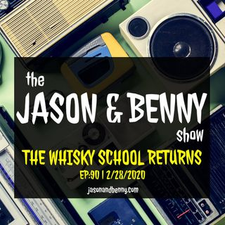 The Whisky School Returns