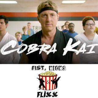 Episode 23 - Cobra Kai episode 1 & 2 review