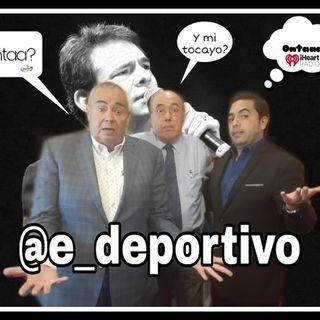 Onta? Onta el Tocayo de Pepe ? Espacio Deportivo de la Tarde 01 de Octubre 2019
