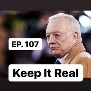 Keep It Real - Episode 107: Jerry MF Jones