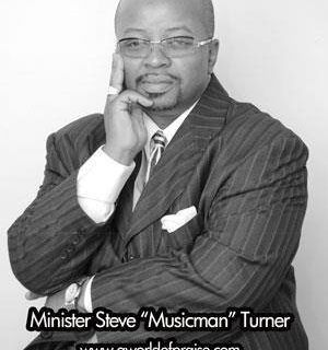 Pastor Steven Musicman Turner