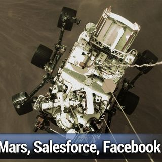 TWiT 811: Big Brick Energy - Facebook abandons Australia, pictures from Mars, Salesforce and work from home.