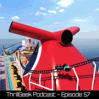 Episode 57 - Kingdom Hearts III Disney Springs, Universal Orlando's Holiday Food