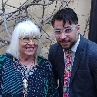 Gudrun Sjödén – kulturtanten som älskar business och ogillar pk