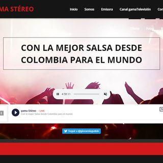 ID emisora gama Stéreo Voz Álvaro Gómez Zafra