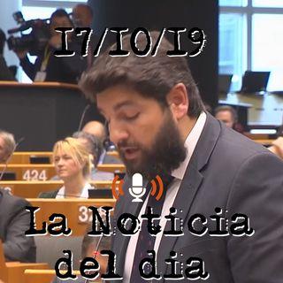 Gobierno de Murcia advierte a la UE del avance de la desertización del sur de Europa | La noticia del dia