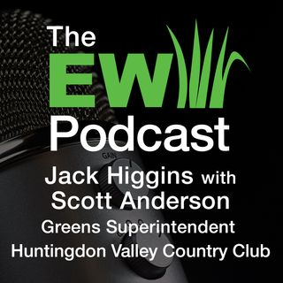 EW Podcast - Jack Higgins with Scott Anderson