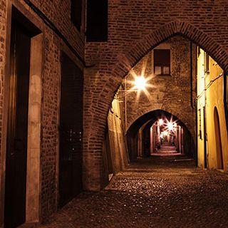 Fotografare di sera - Puntata 1 - Lunga esposizione col treppiede