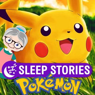 Pokemon Sleep Stories for Kids 🙂💖 (4 in 1)