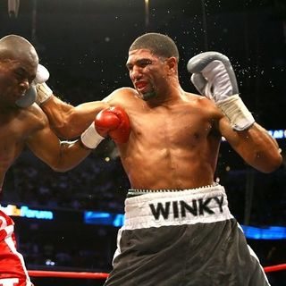 Winky Wright Former Jr.Middleweight Champion