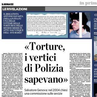 Torture ai brigatisti del caso Dozier (parte 1). Deposizione di Emanuela Frascella