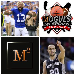 Moguls On Sports Talk Cat Suit Bans, OBJ Contract, Manu Retiring And More