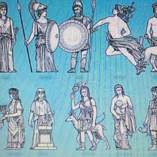 Interview with the Greek Gods