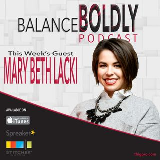 Episode 37 Insights to Marketing and Branding with Mary Beth Lacki of White Crane Consulting
