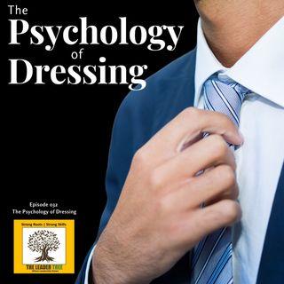 Episode 032 - Psychology of Dressing - The Leader Tree