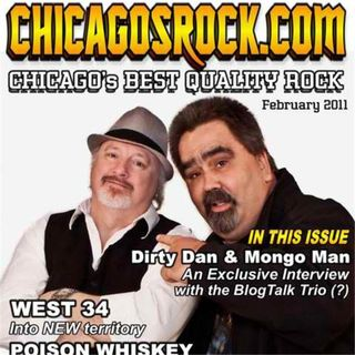 Dirty Dan & Mongo Man Show Welcomes Douglas Sonichsen of Nigel Ajax February 9, 2011 Show #129
