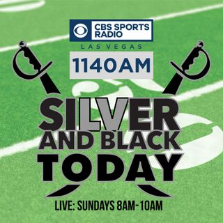 10/6/19 - Live from London: Raiders President Marc Badain, Vic Tafur, and the Raiders Keys to the Game