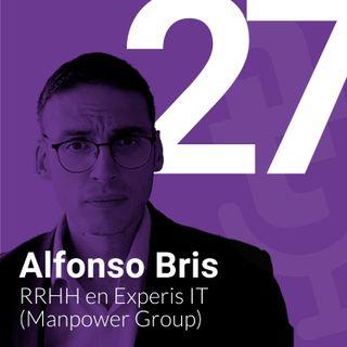 Episodio #27: Visualización y explotación de datos de Skills y gestión de RRHH en el sector IT con Alfonso Bris