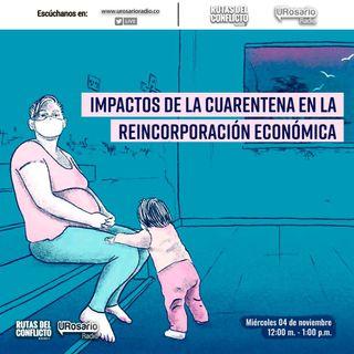 Impactos de la cuarentena en la reincorporación económica