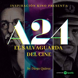 A24 El salvaguarda del cine independiente, Ep12.