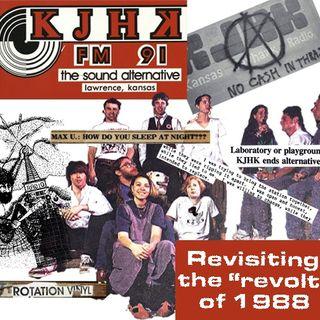 """Revisiting the KJHK """"revolt"""" of 1988"""