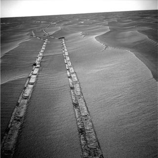 54E-66-Opportunity Celebrates 10 years on Mars