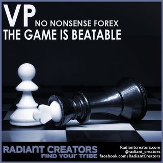 Interview With VP (No Nonsense Forex) - The Game Is Beatable!