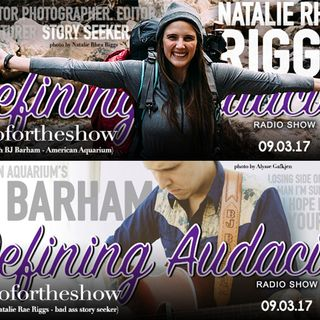 Two for the Show: Natalie Riggs & BJ Barham