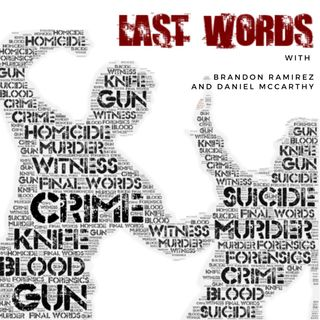 Welcome to Last Words!