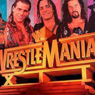 ENTHUSIATIC REVIEWS #165: WWF WrestleMania XII 1996 Watch-Along