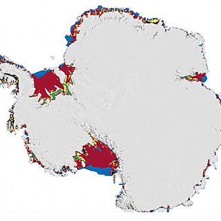 Prenden alertas: calentamiento fractura la Antártida