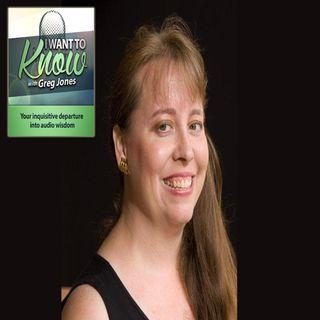 IWTK Debbie Viguie: Author, Demonologist and Exorcist