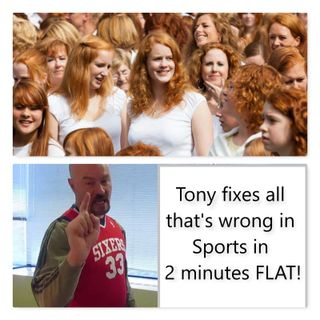 Tony Bruno - Fixing all the problems in sports, in less than two hours - Part 2