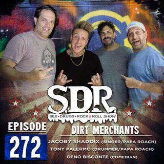 Papa Roach & Geno Bisconte (Band & Comedian) - Dirt Merchants