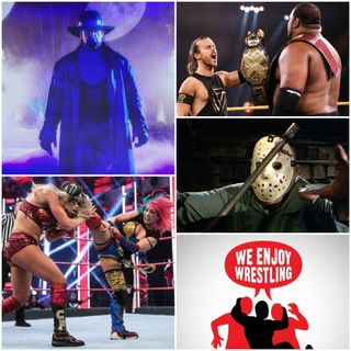 Ep 119 - WWE Horror Show (Friday the 13th Part 3 Recap)
