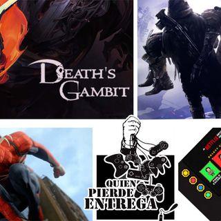 QPE SE02 EP05 Netflix y los videojuegos|Destiny 2 tocando fondo|China regulando VJ|El Juego De La Semana Deaths Gambit