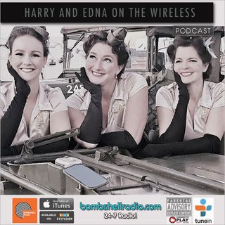 Harry & Edna on the Wireless ~The Hummingbirds