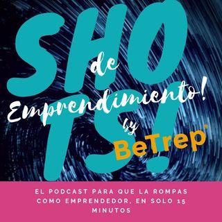 """Ep. 1: Ángel Cruz de """"BeTrep""""; Intercambios, sentido de propósito y felicidad"""
