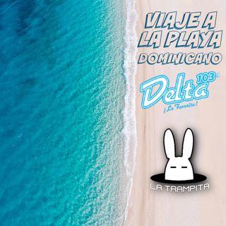 EP23. Viaje a La Playa Dominicano